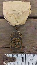 1940's New England Prep Schools Track Association Running High Jump Medal