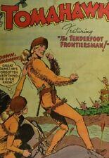 1954 DC Comics Tomahawk #25 Tenderfoot Frontiersman