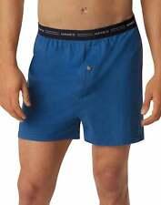 Hanes Men's Tagless ComfortSoft Knit Boxer Comfort Flex Waistband 5Pk Underwear