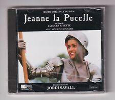 CD (SEALED) OST JORDI SAVALL JEANNE LA PUCELLE