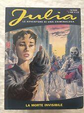 JULIA le avventure di una criminologa n. 28 - FUMETTO Sergio Bonelli