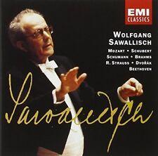 Wolfgang Sawallisch   CD   Mozart, Schubert, Schumann, Brahms.. (EMI)