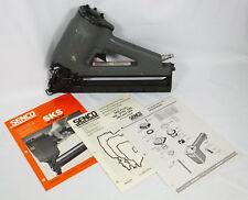"Senco SKS SN-II Nailer Industrial Pneumatic Air Staple Gun 1/4"" Staples Made USA"