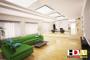 Infrarotheizung  Deckenheizung 300 450 500 750 1000 Watt Thermostat Wi Fi HDW.