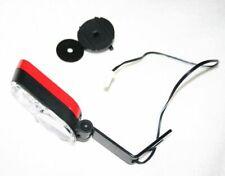 Trelock, Haibike, LED Frontlicht, Xduro LS960 E-Bike Scheinwerfer, schwarz-rot
