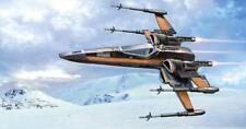 REVELL 06692-Star Wars Episodio VII-POE 's X-WING FIGHTER-Easykit-NUOVO