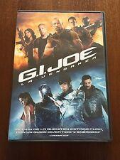 GIJOE - G.I.JOE LA VENGANZA - EDICION 1 DVD - 106 MIN - COMO NUEVO - PARAMOUNT