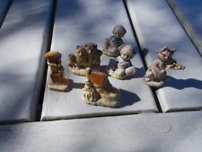 Wade Whimsies, Nursery Rhymes, Three Bears, Cat With Fiddle, Jack, Old Lady