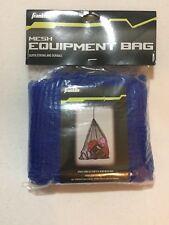 Franklin Mesh Sports Equipment Bag, Blue