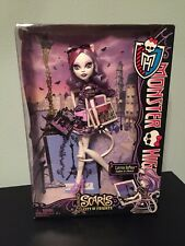 Monster High Catrine DeMew Scaris City of Frights doll NRFB