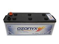 Batteria solare monoblock acido piombo aperto 250Ah 12v Scarica profondo