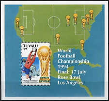 Tuvalu 1994 SG#MS706 World Cup Football MNH M/S #A86407