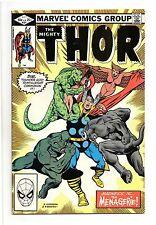 Thor Vol 1 No 321 Jul 1982 (VFN)