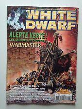 Games workshop games magazine // white dwarf # 75 2000
