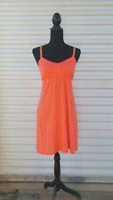 Tommy Bahama Orange Cotton Sundress Sports dress