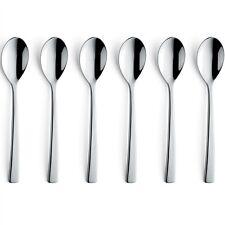 Amefa cucharillas de té Moca Aurora 12 piezas acero 18/10 Fuerza 3,5mm