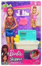 New Barbie FXH05 Skipper Babysitter Inc Baby-sitter & Bébé Poupées et Accessoires