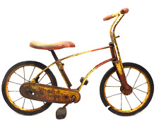 MOBO JUNIOR SAFETY LEARNER PEDAL CHILDS BIKE 1940'S VINTAGE BICYCLE PUSHBIKE