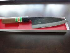Japanisches Profi Kochmesser DEBA (Klinge:180mm)Blaustahl-1(Aogami-1)