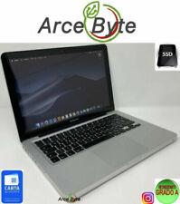 Portátiles de Apple Año de lanzamiento 2012 8 GB