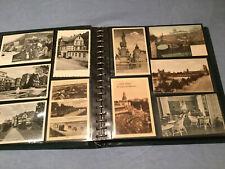 Album mit schönen alten Postkarten, 200 Karten !