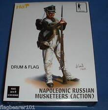 Cappello 9321-NAPOLEONICO RUSSO MOSCHETTIERI (azione). SCALA 1/32