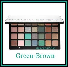 Natasha Denona Eye Shadow Palette 28 Green-Brown Vegan 100% Authentic NIB