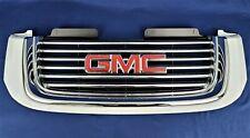 2002-2009 GMC Envoy Denali Front Upper Bumper Grille Grill Emblem OEM