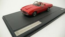 GHIA 450 SS CONVERTIBLE 1966 MATRIX MODELS MX 10701-032 1:43