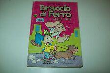 BRACCIO DI FERRO N.31-SERIE ORO-POPEYE-EDITORIALE METRO-LUGLIO 1993