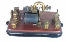 Antique Vintage Telegraph Sound Relay - Circa 1890-1900 - Morse Code