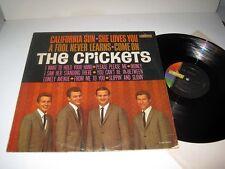 THE CRICKETS The Crickets LIBERTY Mono NM/NM-