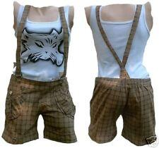 Rockabilly Punk Rock Baby PHAT SKA BERMUDA Hot Pants Short Hose+Hosenträger XS/S