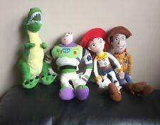 Posh Paws Juguete Story Bundle-Rex, Woody, Jessie Buzz