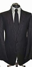HUGO BOSS Anzug Gr. 102 in Dunkelblau Achtino/Hason Red Label Schurwolle NEUWERT