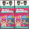 Mon Mini MIXIEQ Mixieqs Série 1 Mystère Pack de 2 Figurines X 4 Blind Boîtes