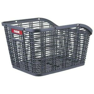 OGK fixed type rear basket RB-005 with about 20 L rear carrier 4511890056009