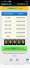Bitcoin e altre cryptovalute gratis. Link.Free crypto.DASH,doge,Litecoin,BCH,BTC