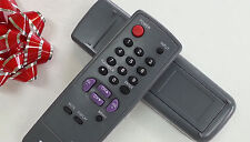 SHARP REMOTE TV CONTROL, 13VTN100, 13VTN150, 13VTN200, 13VTR100, 13VTR150 (R019)