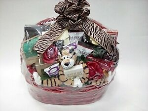 Gift Basket Village Wild About You Deluxe Romantic Love Gift Basket, 14 Pound