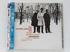 ORNETTE COLEMAN At The Golden Circle TOCJ-6461 JAPAN CD w/OBI 122a60