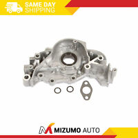 Oil Pump Fit 95-00 Dodge Avenger Stratus Chrysler Sebring Cirrus 2.5L SOHC 6G73
