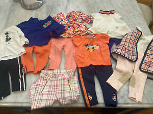 Lot Of Girls Janie And Jack 6-12M Outfits