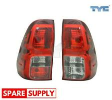 COMBINATION REARLIGHT FOR TOYOTA TYC 11-12961-15-2