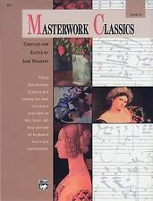 MASTERWORK CLASSICS, LEVEL 6 - MAGRATH, JANE (COM) - NEW PAPERBACK BOOK