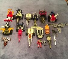 Vintage 80's MULTIMAC MICRO Toys Lot