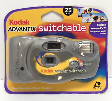 Kodak Advantix Switchable Panorama Disposable Camera With Flash *Brand New NIP