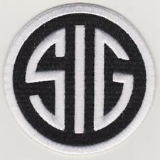 SAUER FIREARMS PATCH IRON/SEW ON SIG PATCH