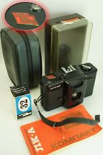 27th Congress KPSS! LOMO COMPACT LC-A  35mm Camera.Box&Case&manual  #8572027 EX!