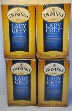 Twinings Of London Classics Lady Grey Tea 80 bags (4-Pack, 80bags) EXP 12/2022